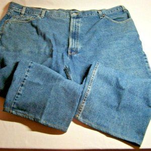 Levis 550 Jeans Relaxed Fit 48 X 30 Big & Tall